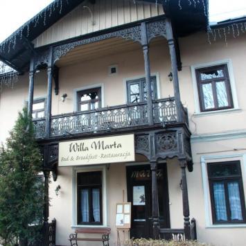 Willa Marta w Szczawnicy