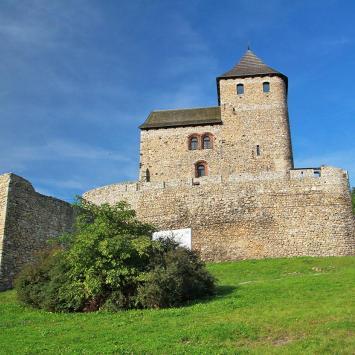 Zamek w Będzinie - zdjęcie