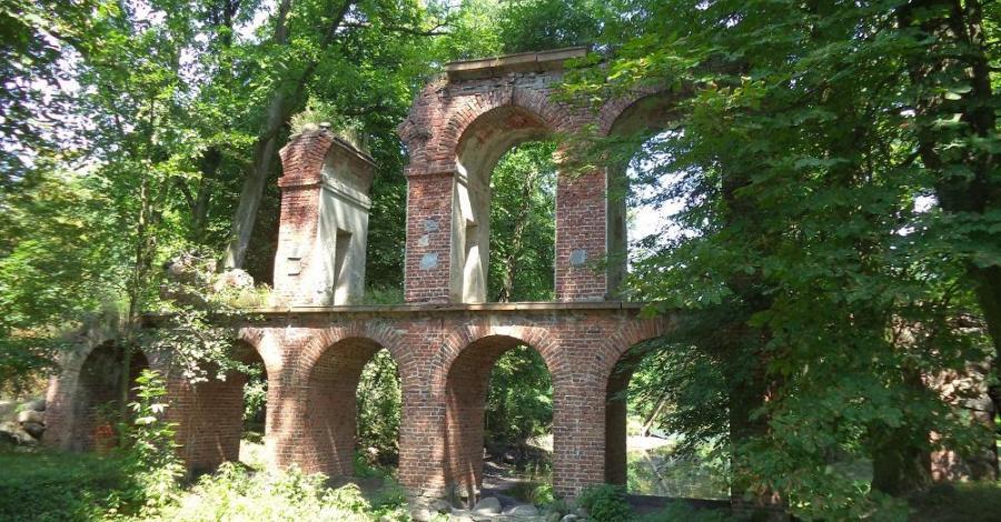 Akwedukty w Arkadii - zdjęcie