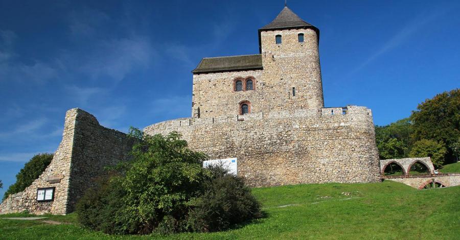 Zamek w Będzinie, Anna Piernikarczyk