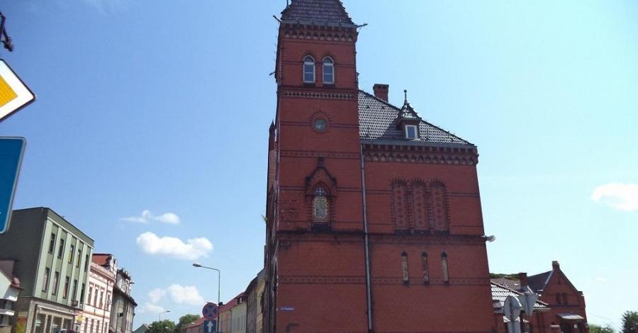 Budynek poczty w Wałczu - zdjęcie