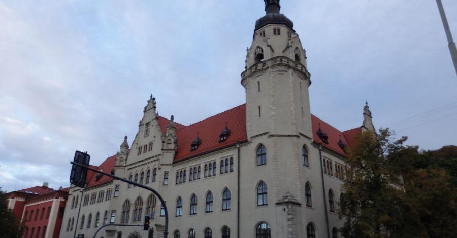 Budynek sądu w Bydgoszczy - zdjęcie