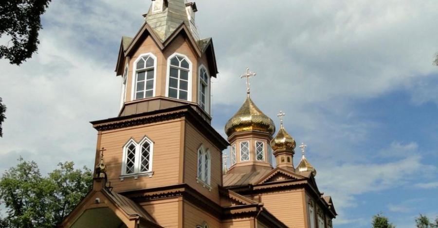 Cerkiew Św. Mikołaja w Michałowie - zdjęcie