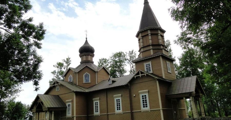 Cerkiew w Nowej Woli - zdjęcie