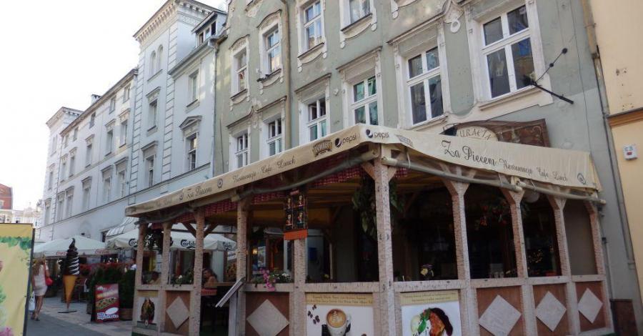Deptak w Bydgoszczy - zdjęcie