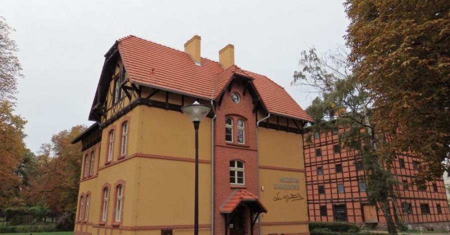 Dom Leona Wyczółkowskiego w Bydgoszczy - zdjęcie