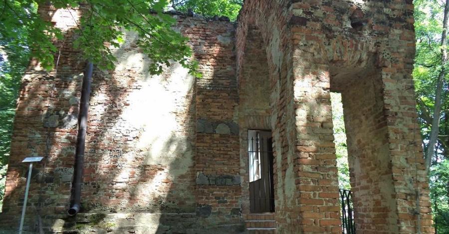 Domek Gotycki w Arkadii - zdjęcie