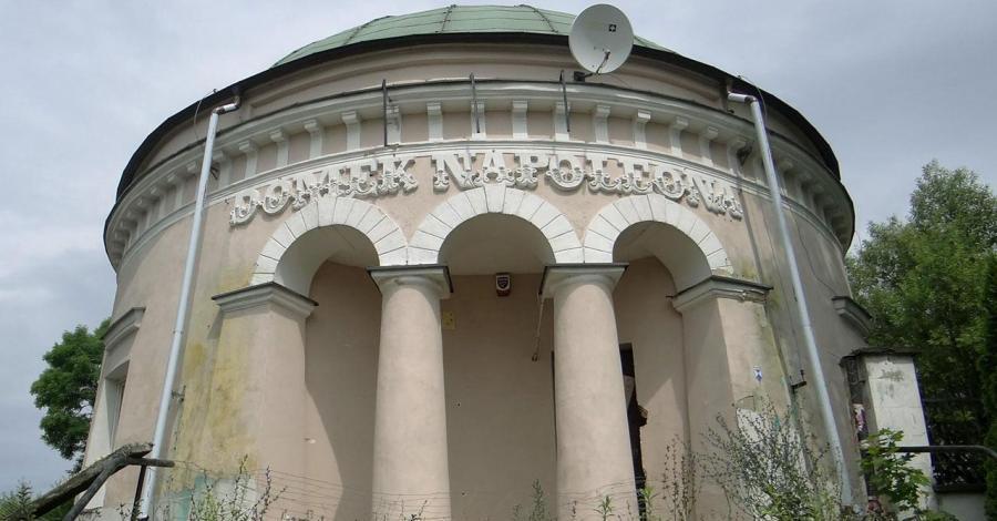 Domek Napoleona w Białymstoku - zdjęcie