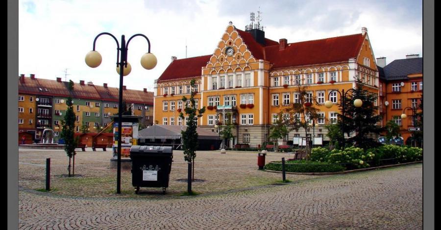 Pogórze Śląskie: Czeski Cieszyn (Český Těšín). - zdjęcie