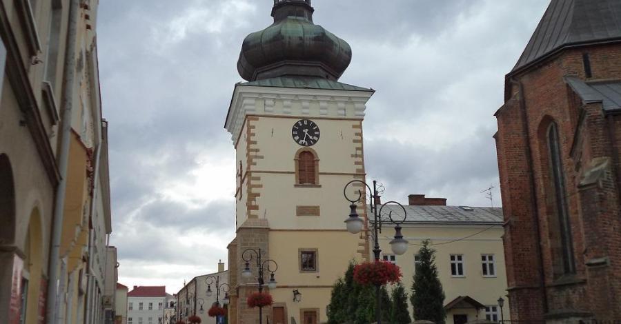 Dzwonnica w Krośnie - zdjęcie