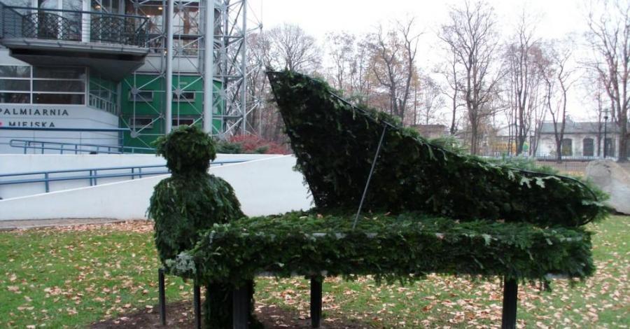 Fortepian w Gliwicach - zdjęcie