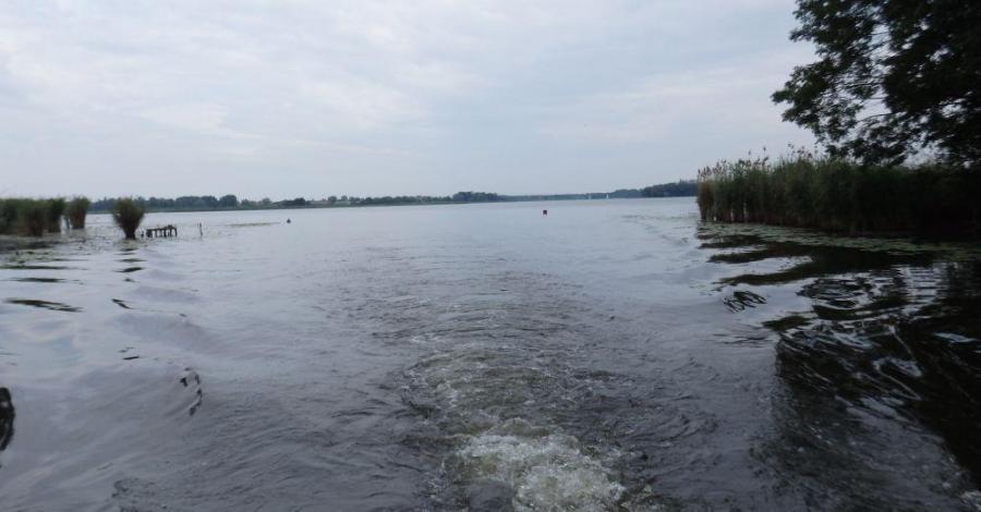Jezioro Gosławskie - zdjęcie