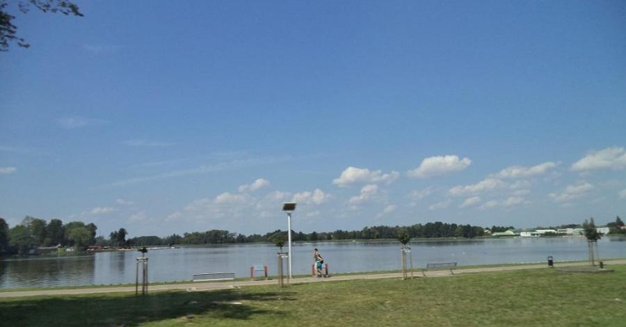 Jezioro Raduń w Wałczu - zdjęcie