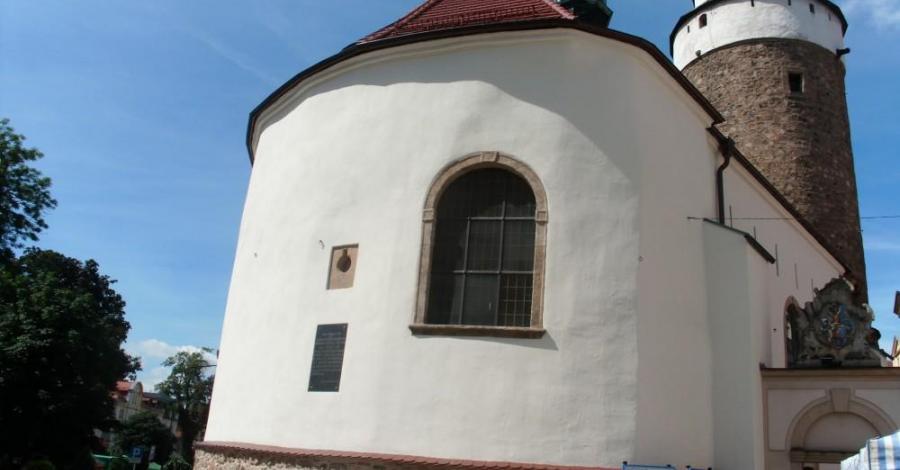 Kaplica Św. Anny w Jeleniej Górze, mokunka