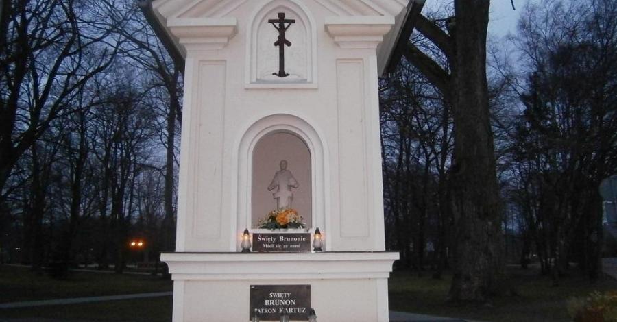 Kapliczka Św. Brunona w Kartuzach - zdjęcie