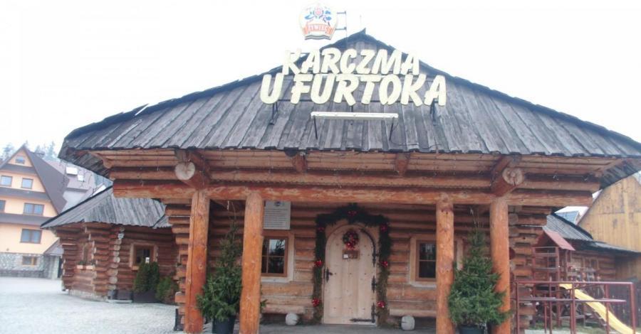 Karczma u Furtoka w Białym Dunajcu - zdjęcie