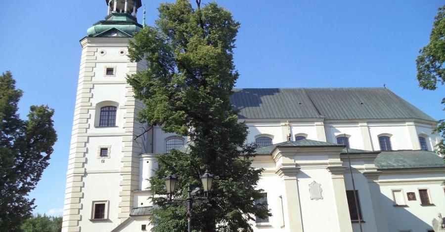 Katedra w Łowiczu - zdjęcie