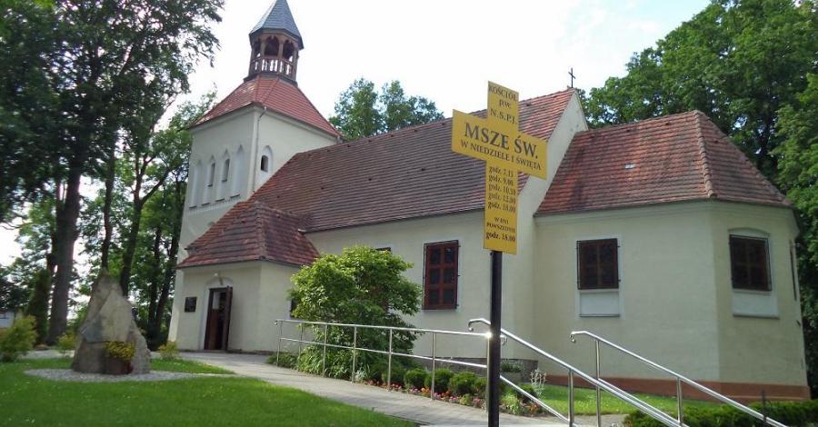 Kościół Najświętszego Serca Pana Jezusa w Kobylnicy - zdjęcie
