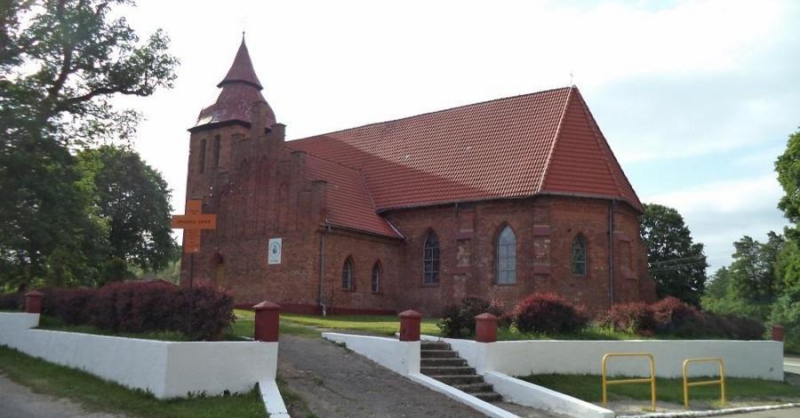 Kościół Św. Anny w Barcinie - zdjęcie