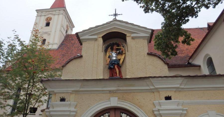 Kościół Św. Michała Archanioła w Nowej Soli - zdjęcie