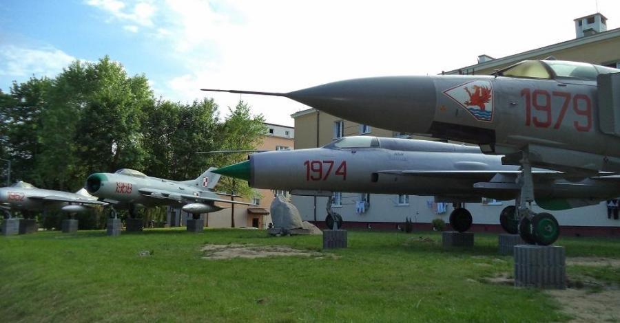 Muzeum lotnictwa w Redzikowie - zdjęcie