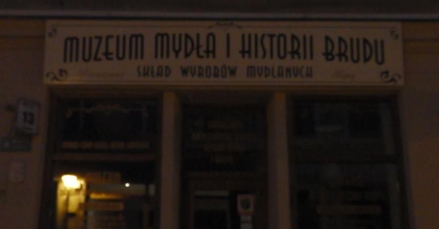 Muzeum Mydła i Historii Brudu w Bydgoszczy - zdjęcie