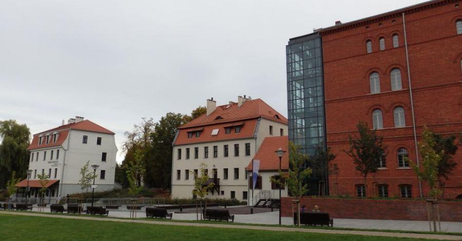 Muzeum Sztuki Nowoczesnej w Bydgoszczy - zdjęcie