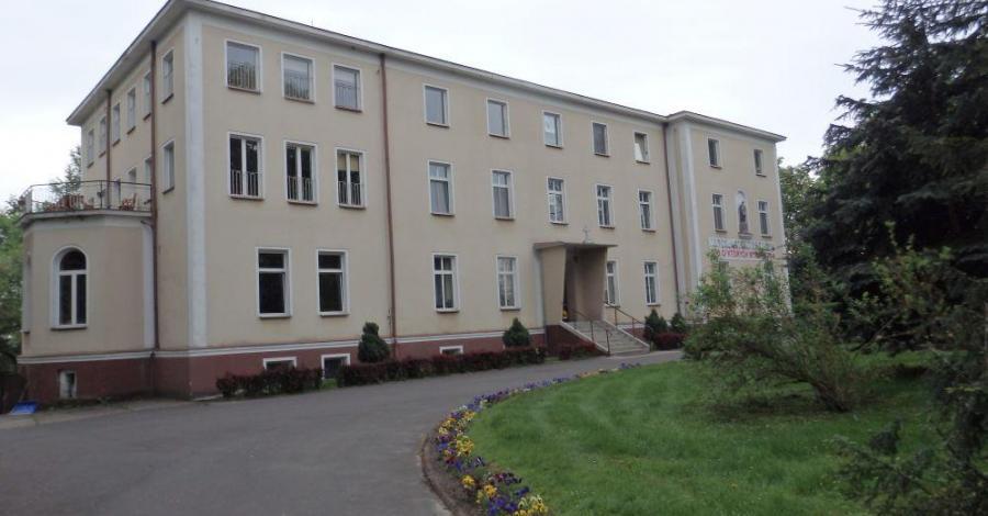Pałac w Chludowie - zdjęcie