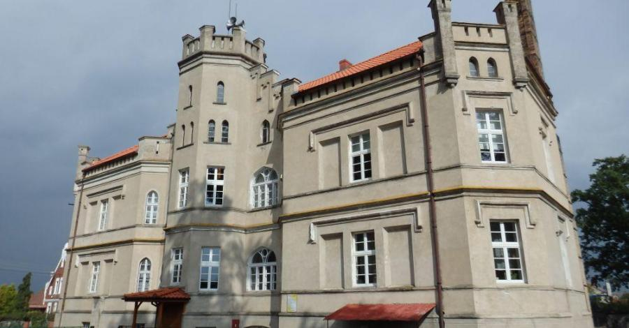 Pałac w Kolsku - zdjęcie