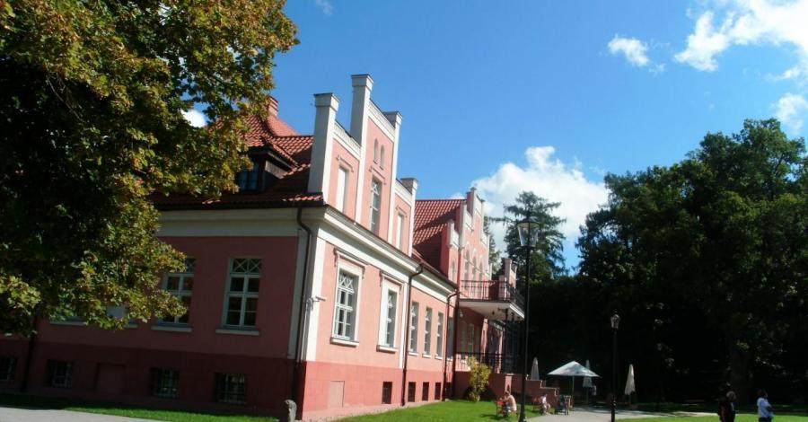 Pałac w Wejherowie - zdjęcie
