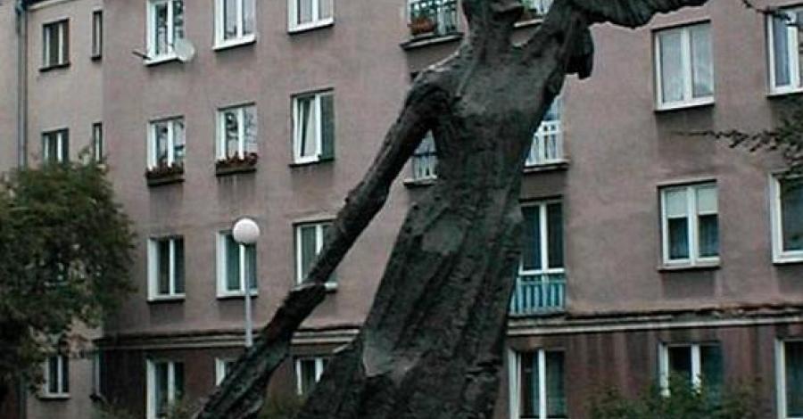 Pomnik Ofiar Stalinizmu w Tarnowie - zdjęcie