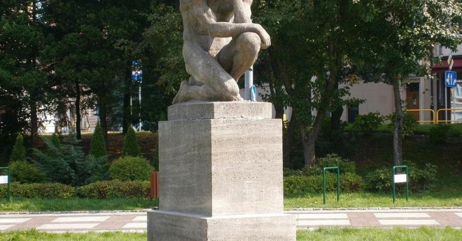 Pomnik Upokorzony w Słupsku - zdjęcie