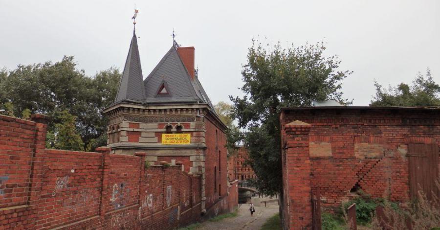 Rafineria spirytusu w Bydgoszczy - zdjęcie
