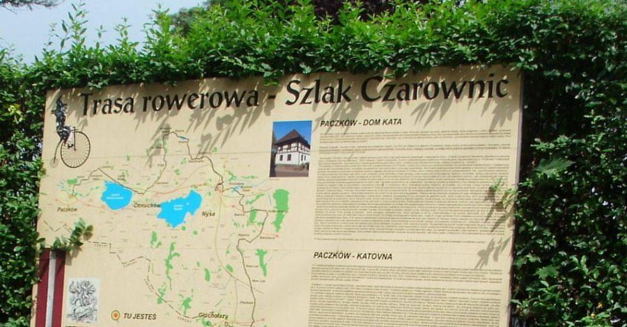Rowerowy Szlak Czarownic - zdjęcie
