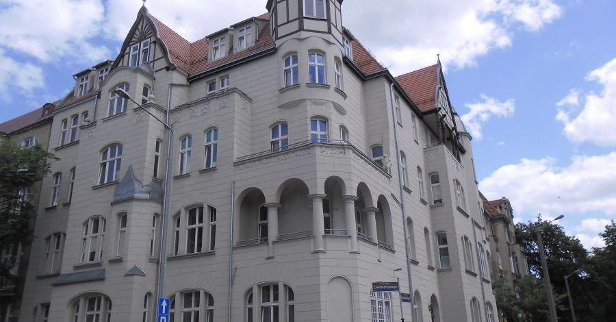Secesyjna kamienica w Poznaniu - zdjęcie