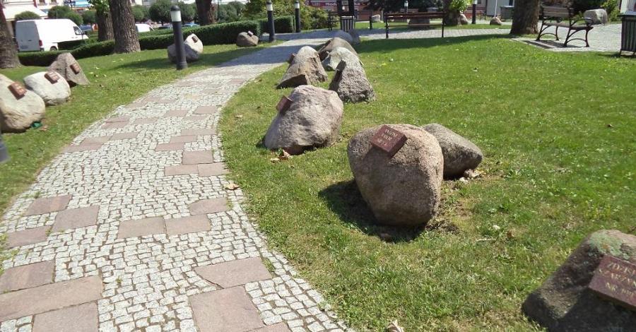 Skwer Cichociemnych w Rzeszowie - zdjęcie