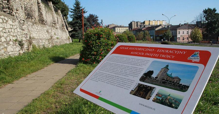 Szlak Historyczny w Będzinie - zdjęcie