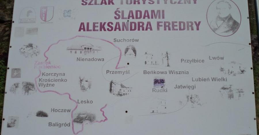 Szlak Śladami Aleksandra Fredo - zdjęcie
