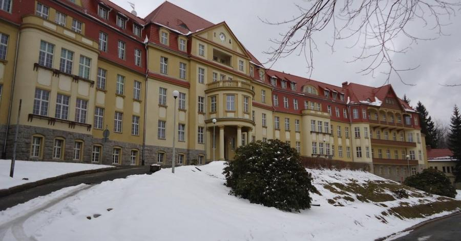 Szpital Bukowiec w Kowarach - zdjęcie