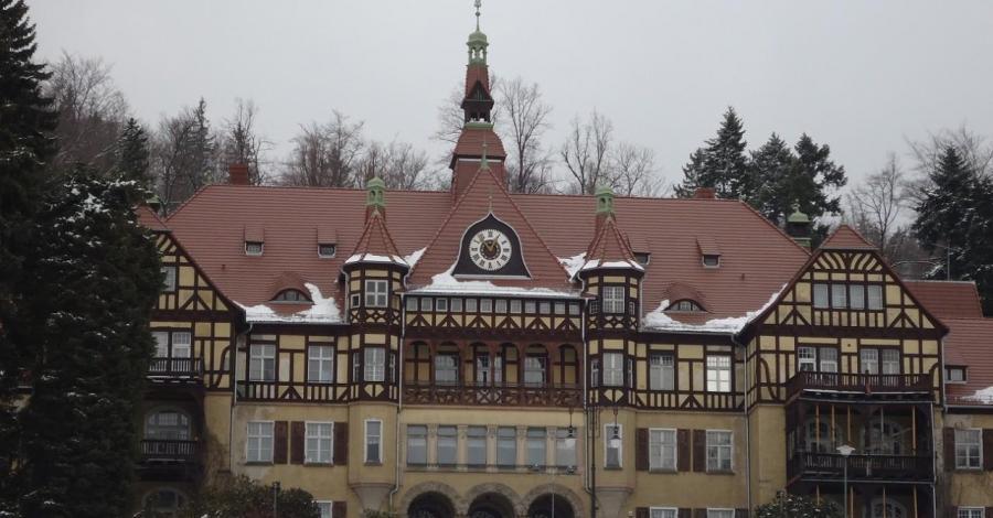 Szpital Wysoka Łąka w Kowarach - zdjęcie