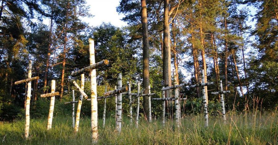 Szubienica w Choroszczy - zdjęcie