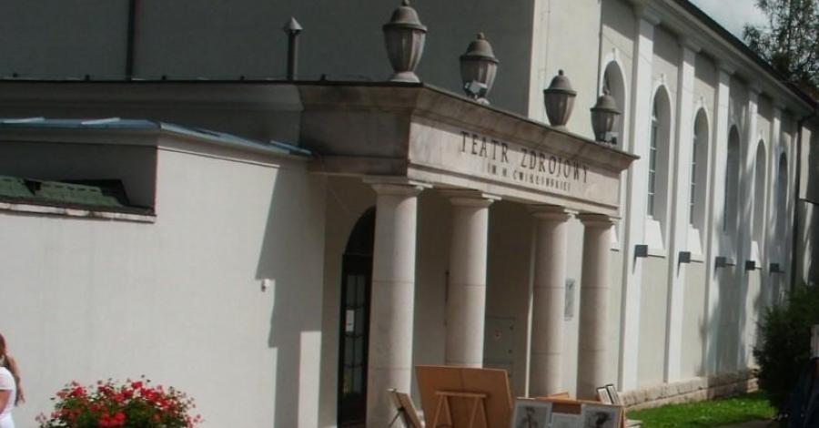 Teatr Zdrojowy w Polanicy Zdroju - zdjęcie