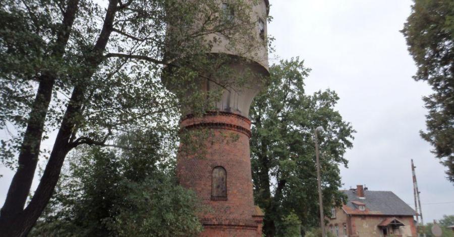 Wieża ciśnień w Konotopie - zdjęcie