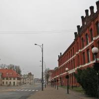 Dawna fabryka bawełny
