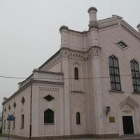 Synagoga - dziś Biblioteka