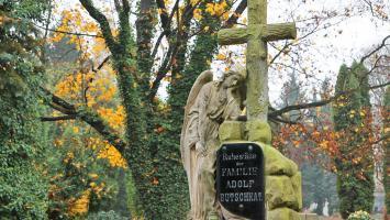 Cmentarz Stary w Łodzi - zdjęcie