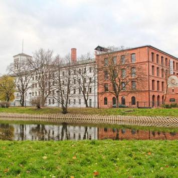 Centralne Muzeum Włókiennictwa w Łodzi - zdjęcie