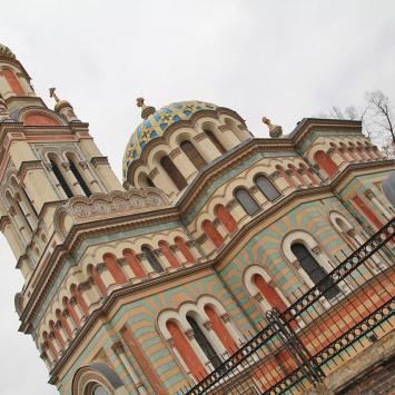Cerkiew Św. Aleksandra w Łodzi