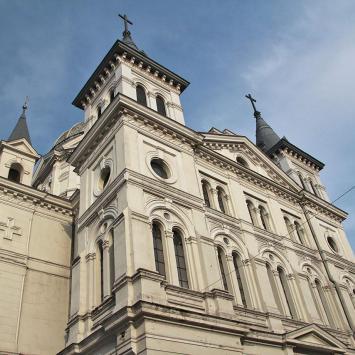 Kościół Zesłania Ducha Św. w Łodzi