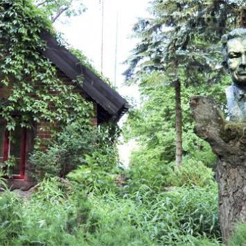 Muzeum Gałczyńskiego w Rucianem Nidzie